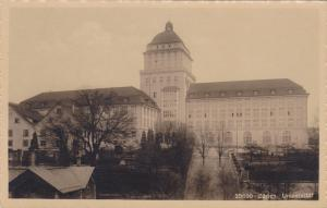 RP, Universitat, Zurich, Switzerland, 1920-1940s