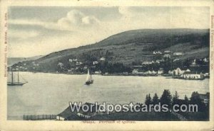 Gaspe Province of Quebec Canada 1906