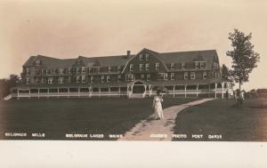 RP, BELGRADE LAKES, Maine, 1900-10s ; Belgrade Mills
