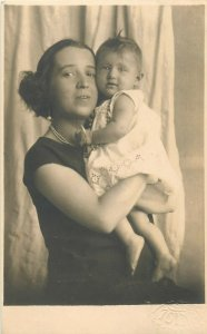 Romania studio foto Molnar Oradea Mare family social history early postcard
