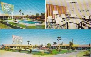 Arizona Yuma El Rancho Motor Hotel and Swimming Pool Dexter Press