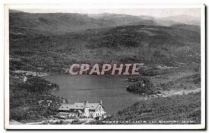 Postcard Old Manoir Saint-Castin Lac Beauport Quebec