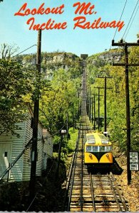 Tennessee Chattanooga Lookout Mountain Incline Railway
