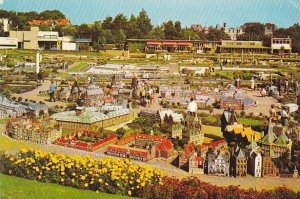 Netherlands Den Haag Miniaturstad Madurodam