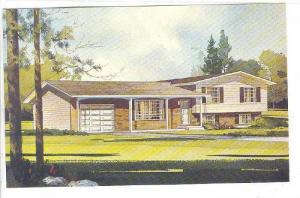 Muttart Manufactured Homes, Ready-To-Erect Home, Canada, 1940-1960s (2)