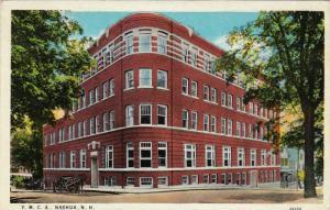 Exterior, Y.M.C.A., Nashua,New Hampshire,00-10s