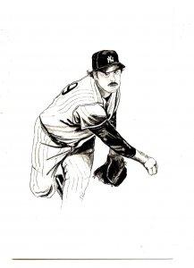 Catfish Hunter, New York Yankees