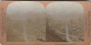 SV : SKAGUAY , Alaska , 1900 ; Enrout to the Klondike