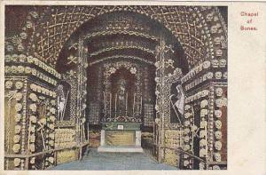 Chapel of Bones, Malta, 00-10s