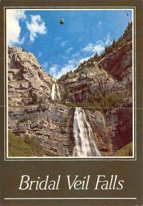 Bridal Veil Falls - Provo Canyon, Utah