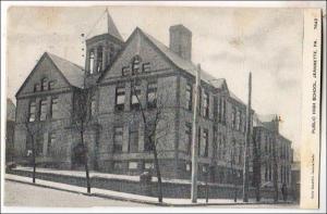 Public High School, Jeannette PA