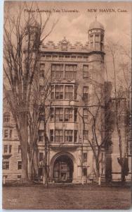 NEW HAVEN, CT Connecticut    PHELPS GATEWAY  Yale University   c1910s   Postcard