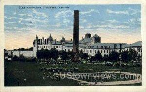 State Reformatory - Hutchinson, Kansas KS