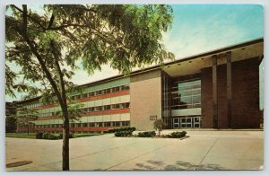 Detroit~Practically All My Classes @ Wayne State University in State Hall~1964