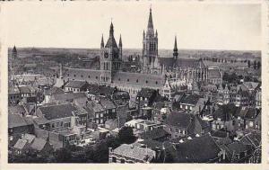Belgium Ypres Panorama