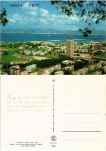 CPM Israel - Haifa - Bath Galim Seen from Mt. Carmel (775203)