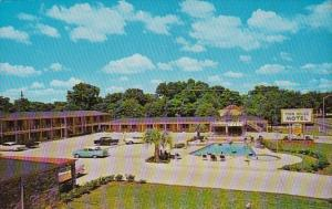 Georgia Albany Town House Motel 1962