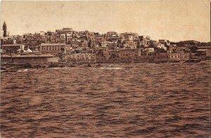 br104923 port of jaffa  palestine israel