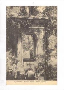 Palazzo Rufolo, Antica Cisterna, Ravello (Salerno), Campania, Italy, 1900-1910s