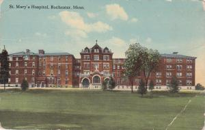 St. Mary's Hospital, Rochester, Minnesota, 00-10s