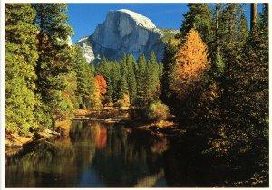 CA - Yosemite. Half Dome