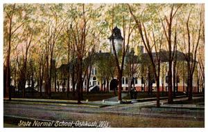 Wisconsin Oshkosh , State Normal School