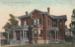 ST THOMAS, Ontario, Canada, 1910 ; Y.M.C.A.