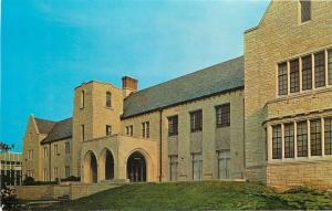 Toledo Ohio~The University Of Toledo Student Union Building~1950s PC
