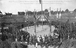 WW1 Port Villez Institut Militaire Belge 01.32