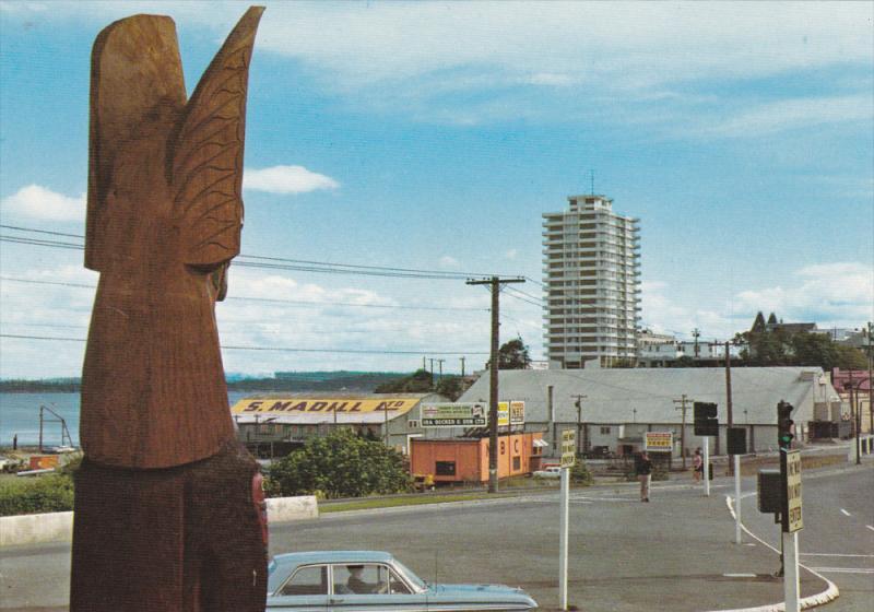 Street View , NANAIMO , B.C. , Canada , 50-70s