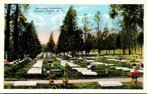North Carolina Winston Salem Moravian Cemetery