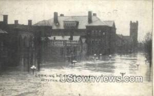 Fourth St Flood Dayton OH Unused