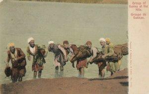 EGYPT , 00-10s ; Groupe de Sakkas