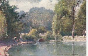 CHELTENHAM, England, 00-10s ; Pittville Gardens ; TUCK 1673