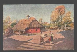 096685 Ukraine In Poltava by Vasilkovskiy Vintage PC