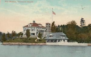 THOUSAND ISLANDS, Ontario, Canada, 1900-1910s; Neh Mahbin