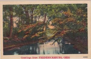 Ohio Greetings From Fredericksburg