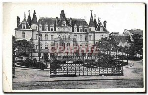 Old Postcard Arcachon Old castle