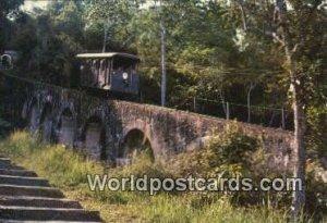 Penang Hill Railway, Penang Singapore Unused