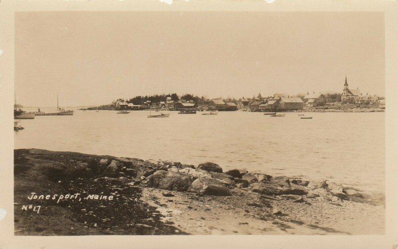 RP; JONESPORT , Maine , 1900-10s