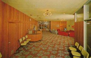 WHALLEY , B.C. , Canada ,1950-60s ; Dell Hotel , Lobby
