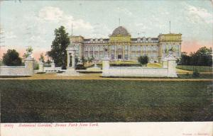 Botanical Garden Bronx Park New York City 1908