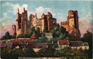 CPA Ruines du Chateau de PIERREFONDS (376916)