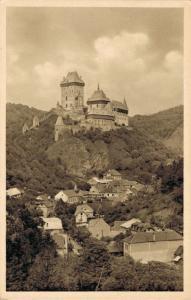 Czech Republic Karlúv týn Karlstejn 02.66