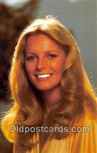 Cheryl Ladd Movie Actor / Actress, Entertainment Postcard Post Card unused
