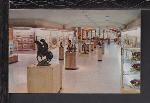 Whitney Gallery Western Art,Cody,WY Postcard BIN