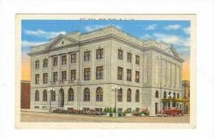 City Hall, High Point, North Carolina, 1930-40s