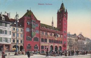 Switzerland Basel Das Rathaus