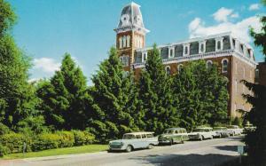 FAYETTEVILLE ; Old Main , University of ARKANSAS , 50-60s
