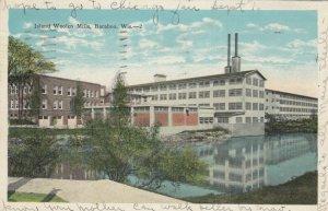 BARABOO , Wisconsin, 1934 ; Island Woolen Mills
